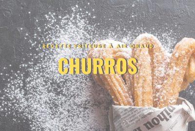 Recette churros